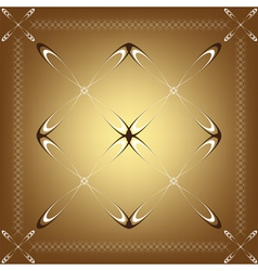frame and design elements vector image vector image