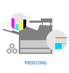 Printing vector