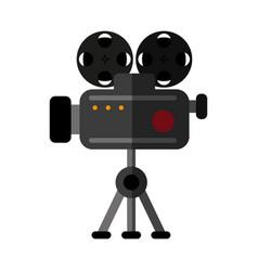 Projector icon image vector