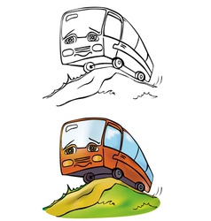 Bus coloring vector