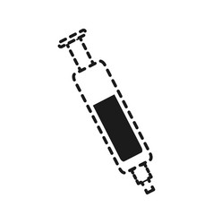 Injection icon vector