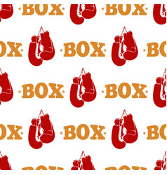 sport pattern design - box seamless texture with vector image