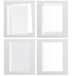 File papers vector