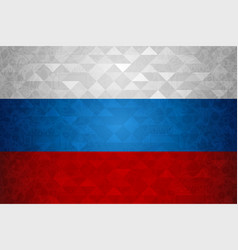 russia background template for soccer event vector image