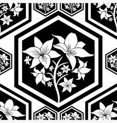 Seamless tree pattern 013 vector