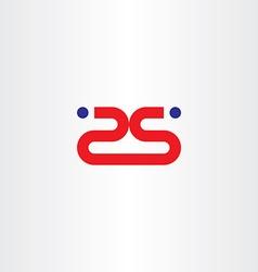 25 twenty five number red logo icon vector