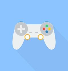 Controller for video games vector