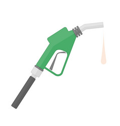 fuel pump icon vector image