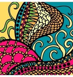 Doodle design vector