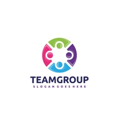Team Group Logo vector
