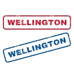 Wellington Rubber Stamps vector