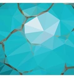 Colorful Geometric Abstraction vector image vector image