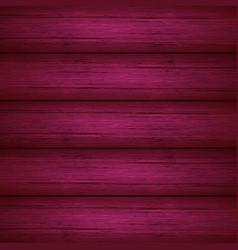 dark pink wooden planks texture vector image