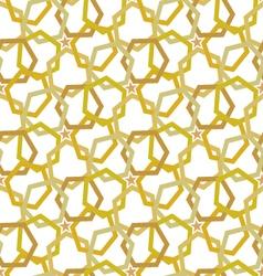 Hexagons seamless patternSeamless geometric vector