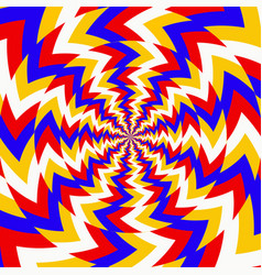 Psychedelic optical spin vector