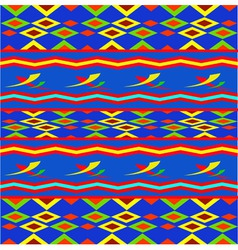 sample of ornaments of differe vector image