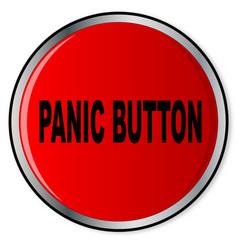Panic button vector