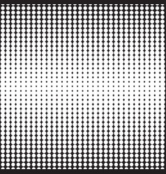 halftone background dots texture retro abstract vector image vector image