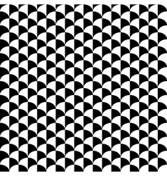 Seamless scales pattern vector image vector image
