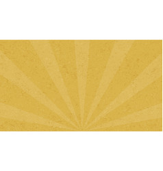 vintage horizontal background with sunbeams in vector image vector image
