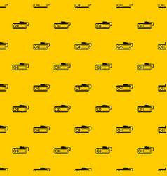 radio taxi pattern vector image