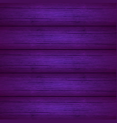dark violet wooden planks texture vector image