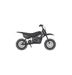 Dirt bike dirt bike vector