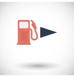 Fuel icon vector image