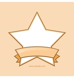 clean logo vector image