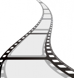 Film strip reel wave vector