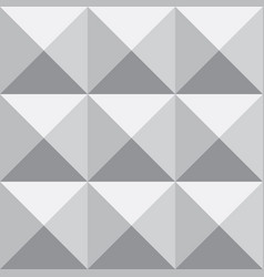3d pyramid cubes seamless repeating pattern vector