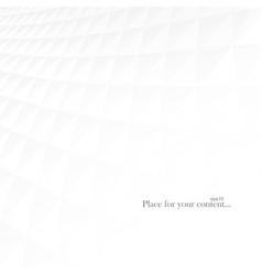 abstract light background white unusual backdrop vector image