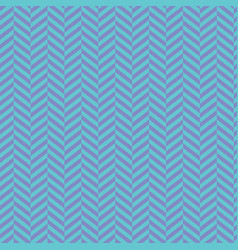 chevron backgroundblue stripped seamless patern vector image