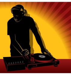 Dj action vector