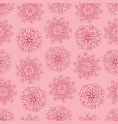 folk pattern-04 vector image vector image