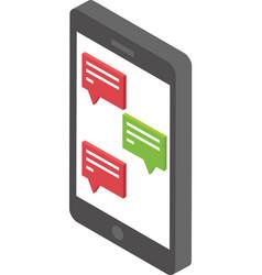 Mobile communication vector