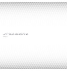 abstract curve geometric white and gray gradient vector image