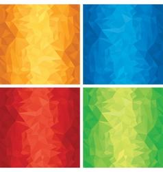 distorted texture vector image vector image