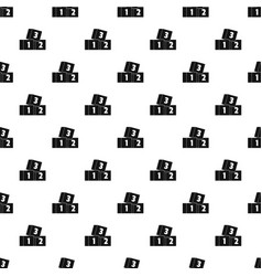 bricks pattern vector image