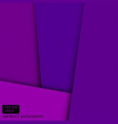 purple background banner design vector image