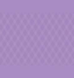 purple checkered decorative textile background vector image