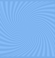 Abstract spiral ray background - graphic design vector