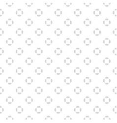 Minimalist seamless pattern in neutral colors vector