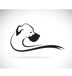 Image of an dog great dane vector