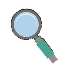 Search technology tool optimization green handle vector