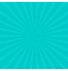 Sunburst with ray of light Template Blue vector image