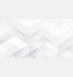 abstract white monochrome background vector image