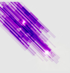 Violet straight lines abstract background vector