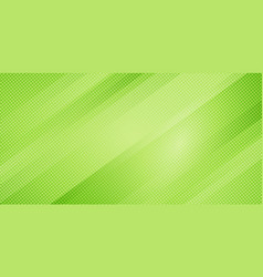 abstract green nature gradient color oblique vector image