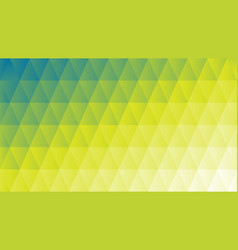 gradient triangular abstract background vector image
